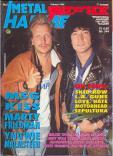 Metal Hammer & Aardschok 1992 nr. 02