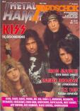 Metal Hammer & Aardschok 1992 nr. 05