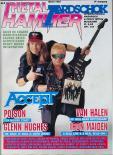 Metal Hammer & Aardschok 1993 nr. 03