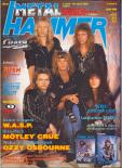 Metal Hammer & Crash 1989 n. 08