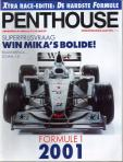 Penthouse 2001 Formule 1